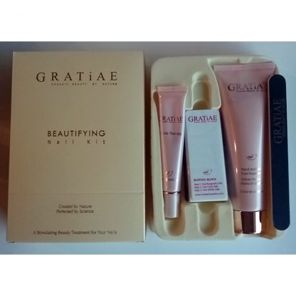 GRATiAE Beautifying Nail Kit