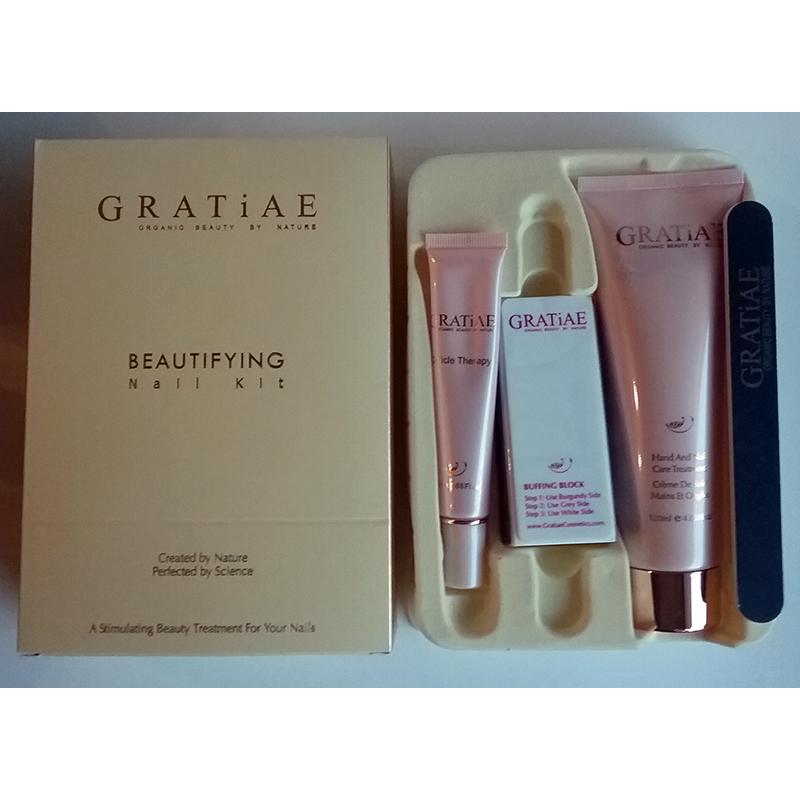 Gratiae Beautifying Nail Kit (Passion Fruit & Lime) – FACE, etc