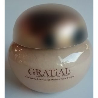 GRATiAE Exfioliating Body Scrub Passion Fruit & Lime