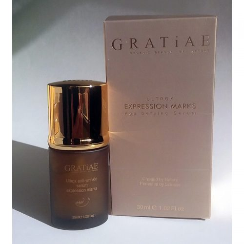 GRATiAE Ultrox Anti Wrinkle Serum Expression Marks