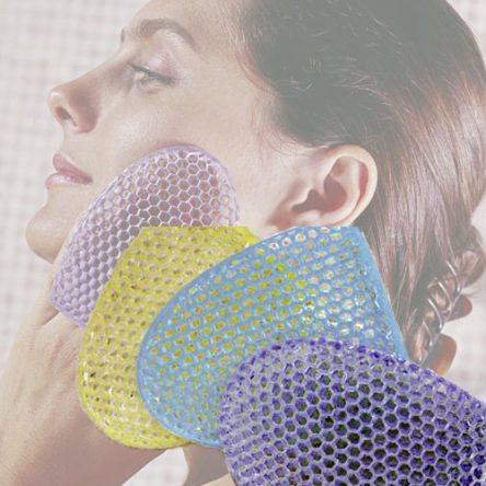 Supracor  SpaCells Facial Sponge (3 pak)
