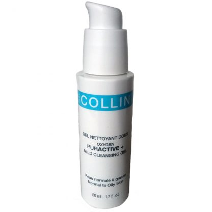 GM Collin Travel Oxygen Puractive Mild Cleansing Gel