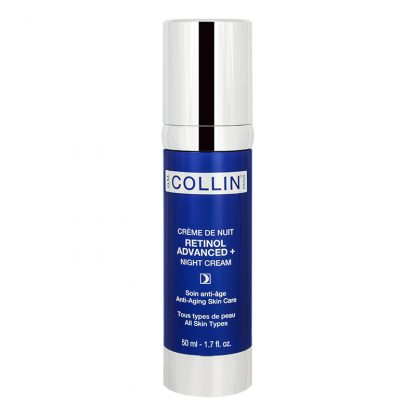 G.M. Collin-RETINOL ADVANCED + Night Cream 1.7 fl.oz.