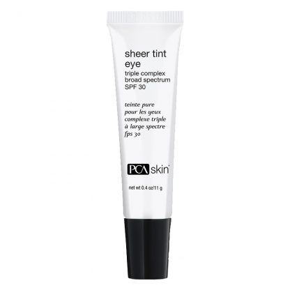 Sheer Tint Eye Triple Complex Broad Spectrum SPF 30 net wt 0.4 oz